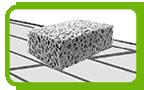 Укладка плитки ПВХ на клей