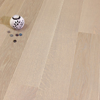 Паркетная доска Upofloor Forte Collection Дуб Гранд Brume Grey 1S 138х1800 мм