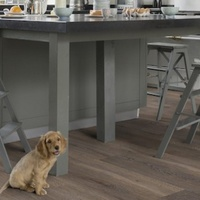 Виниловый ламинат Gerflor Senso Wood 0728 Cleveland Dark