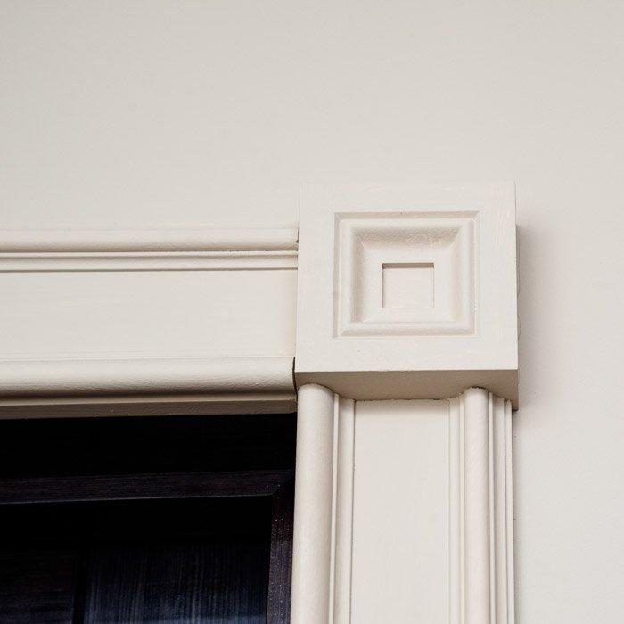 фото обналички на окна из полиуретана